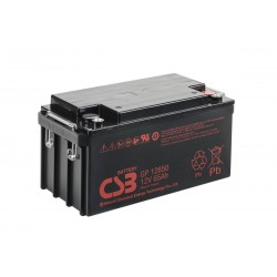 Acumulator GP12650 12V/65Ah