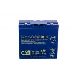 Acumulator EVH12240 12V  24Ah