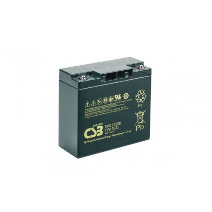 Acumulator EVX12200 12V 20Ah