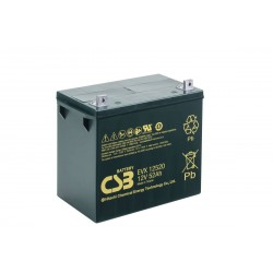 Acumulator EVX12520 12V 52Ah