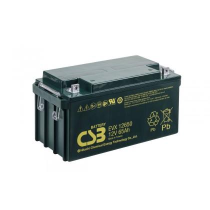 Acumulator EVX12650 12V 65Ah