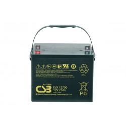 Acumulator EVX12750 12V 75Ah